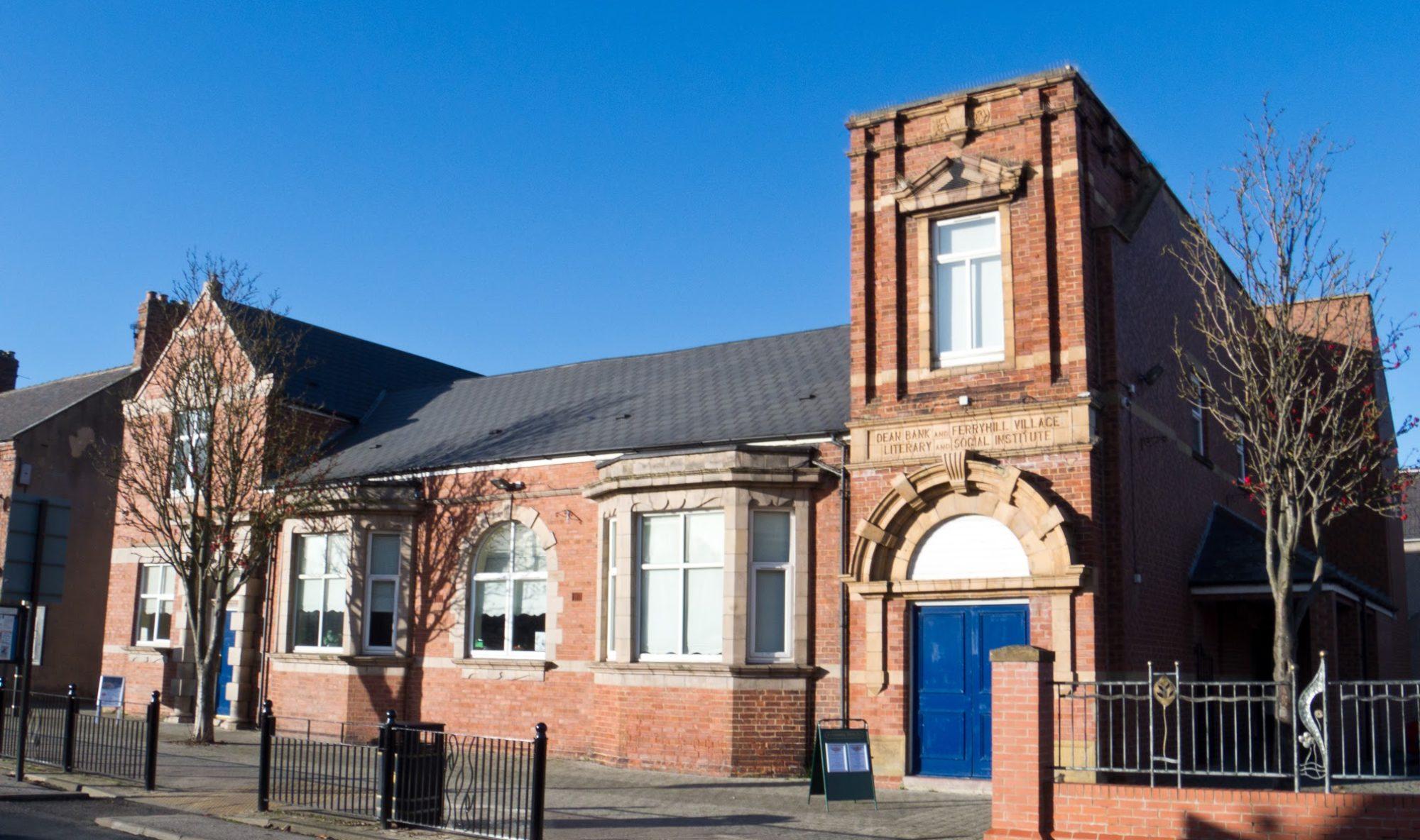 Dean Bank & Ferryhill Institute